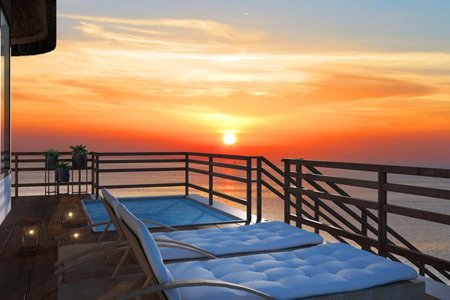 9_Isaraya_Konokono_Exterior_Outside_Sundeck_Sunset